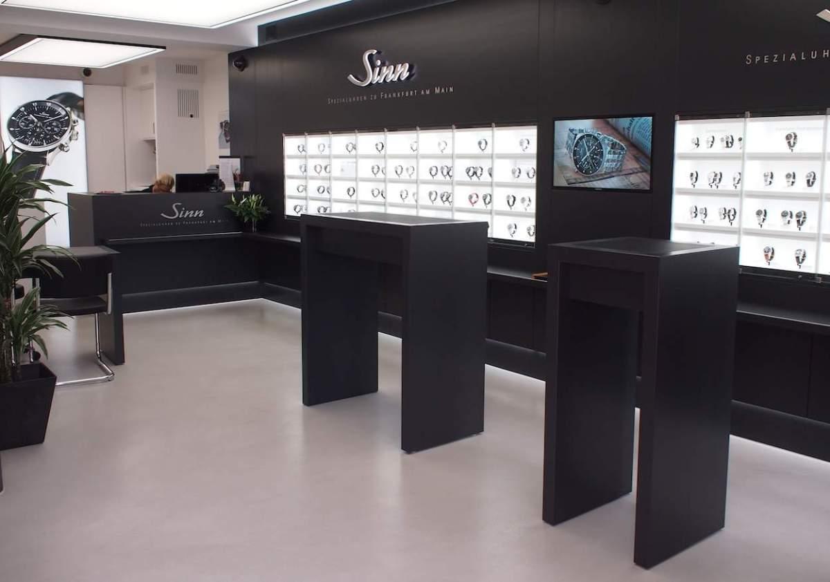 Sinn Boutique Showroom