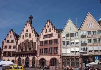 Frankfurt's Roemerberg