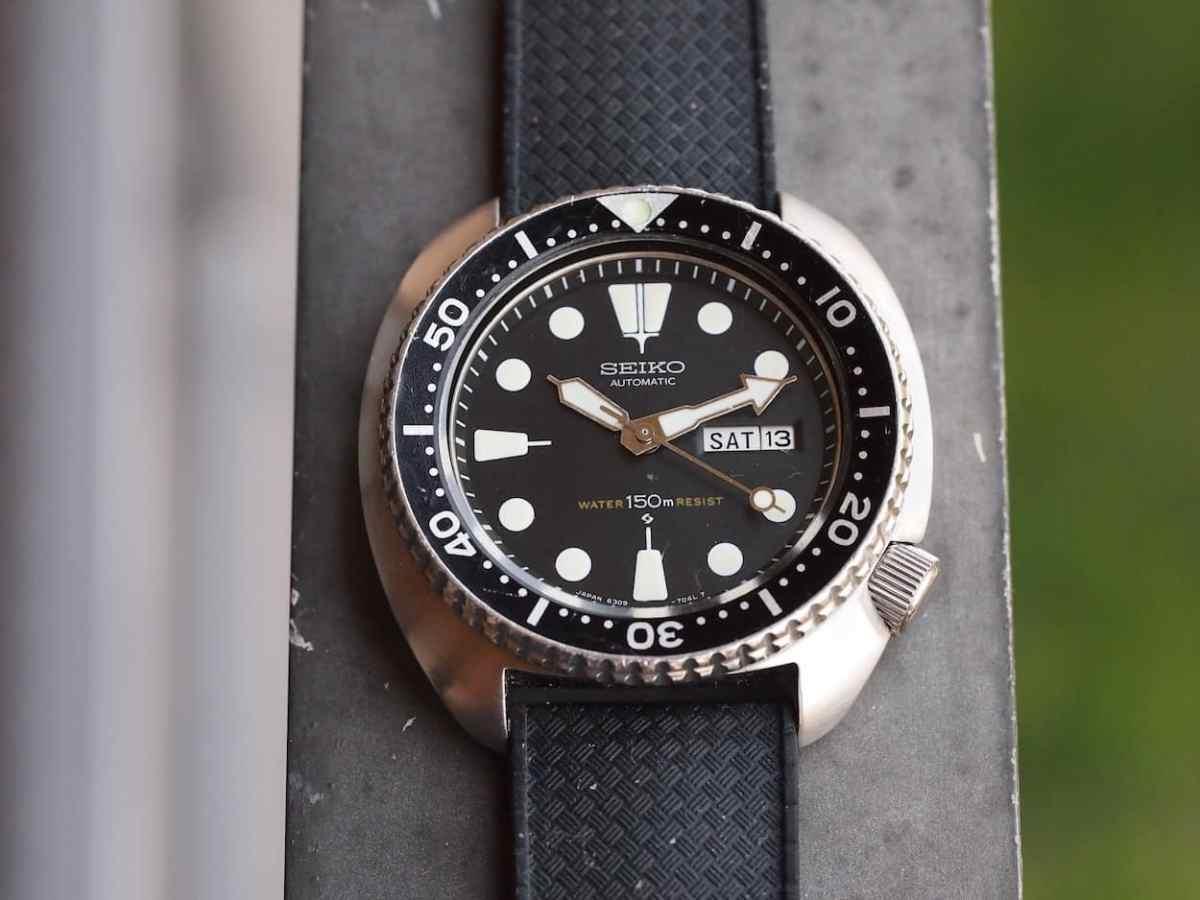 Seiko 6309...black