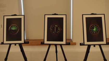 The photography exhibit on Grand Seiko