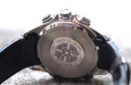 Seiko Astron spring bar access