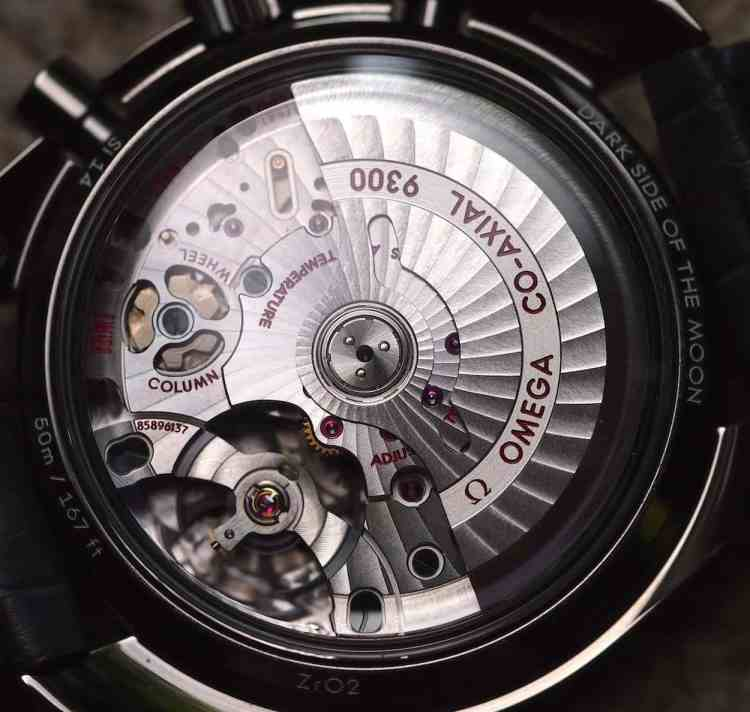 Omega GSotM column wheel
