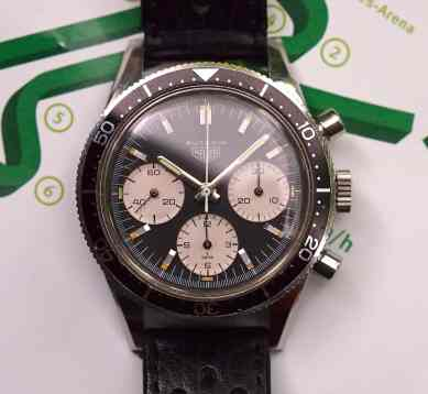 Heuer Autavia 2446 at the 'ring