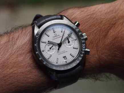 Omega GSotM on the wrist