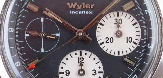 Wyler Lifeguard dial