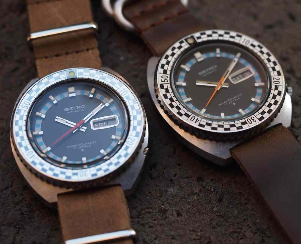 Seiko Rally Diver compare and contrast