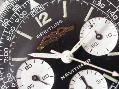 Breitling Navitimer 806 AOPA