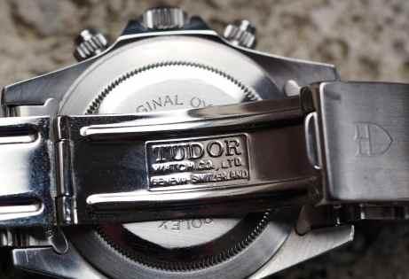 Tudor Big Block bracelet