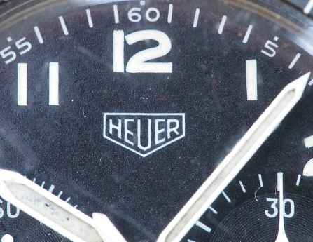 The Bunds are vintage, manual wind Heuers that you can still find