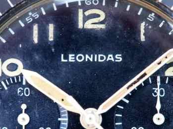 Leonidas = pre-Heuer