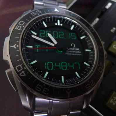 Omega Speedmaster X-33 Review