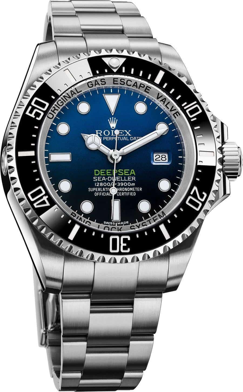 Diving Watches - Rolex DeepSea Sea-Dweller