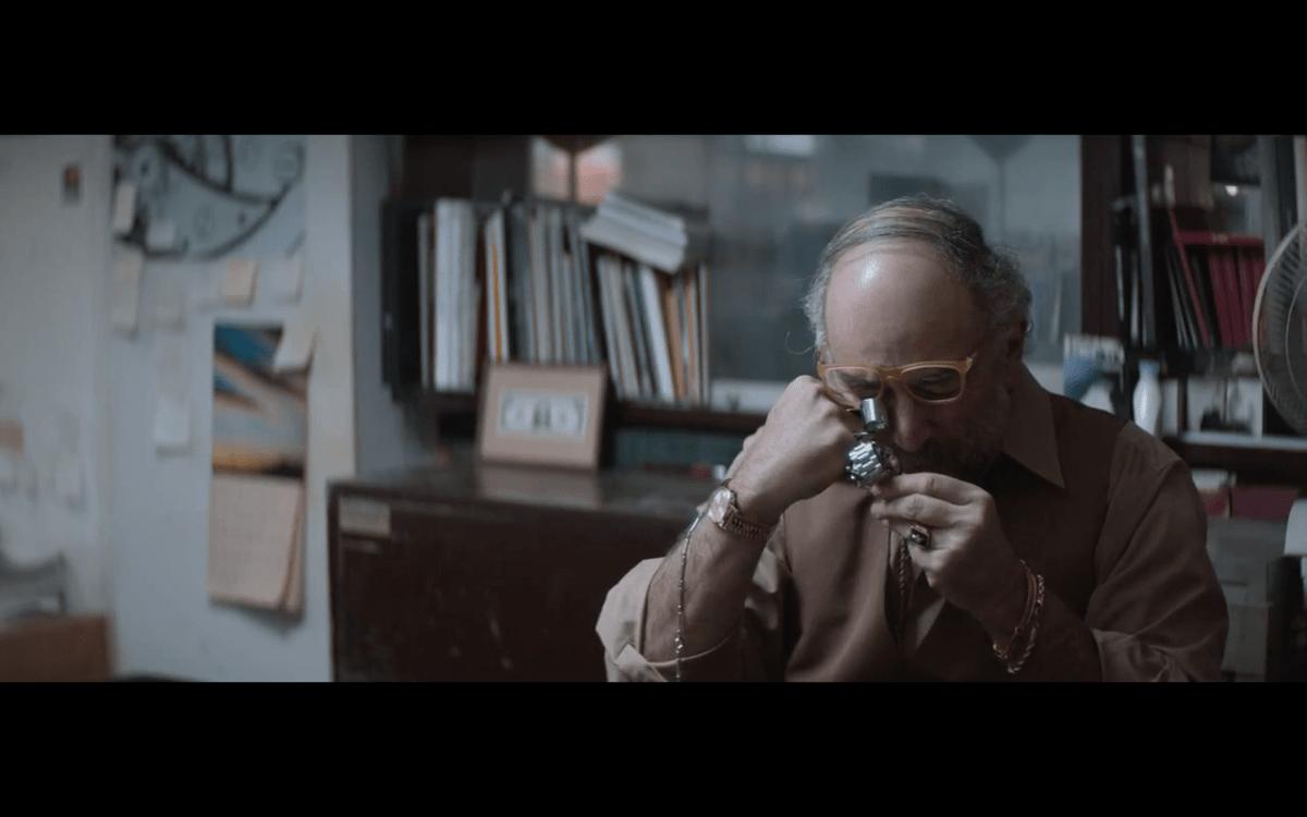 Omega Spotting - Mark Wahlberg - The Gambler