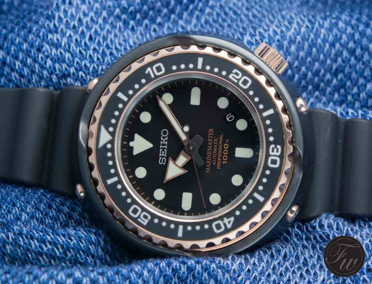 Seiko continues to gain in popularity as real watch lovers discover that there's a lot more to the brand than $99 quartz watches