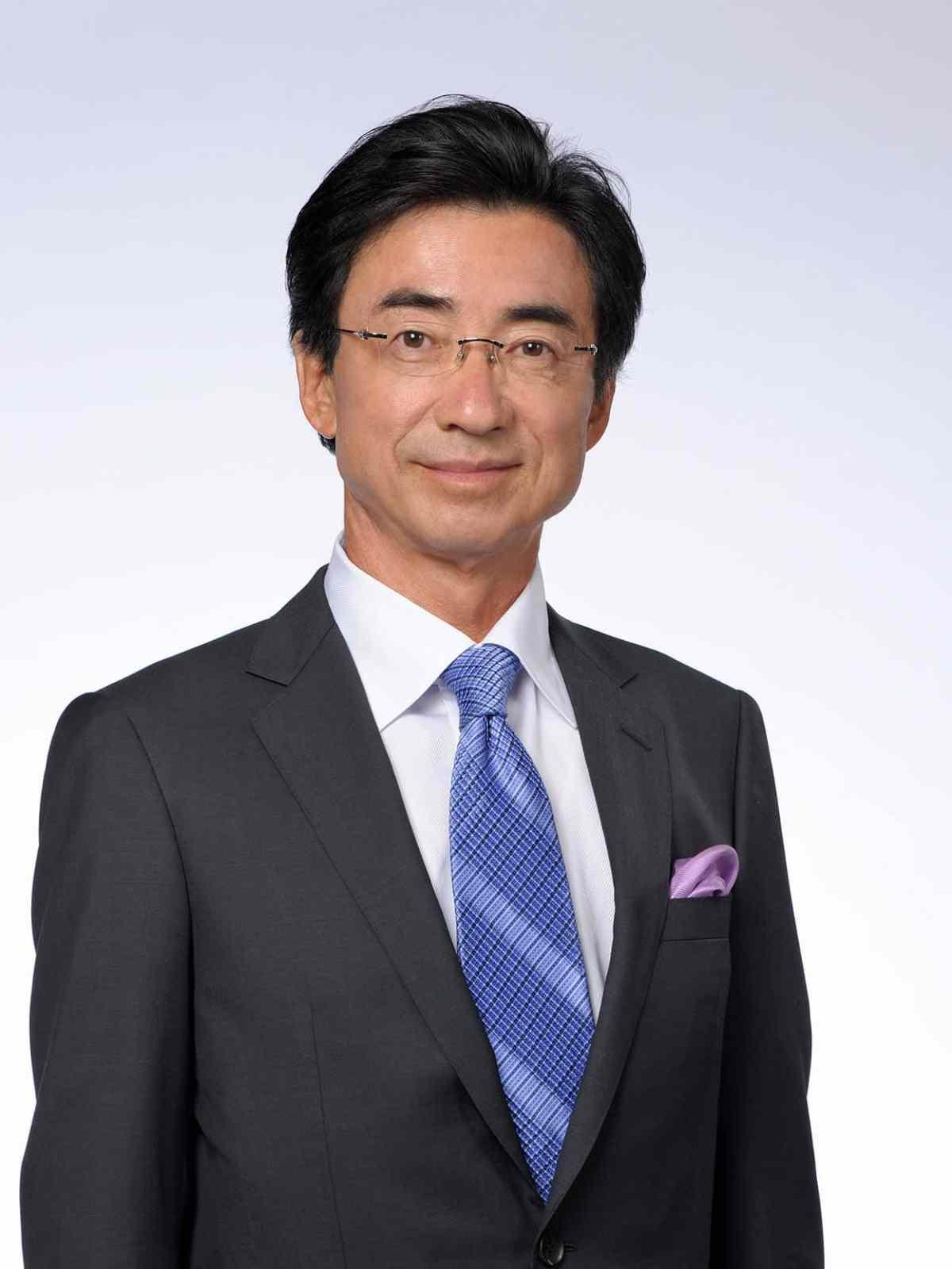 Mr. Hattori, CEO of Seiko