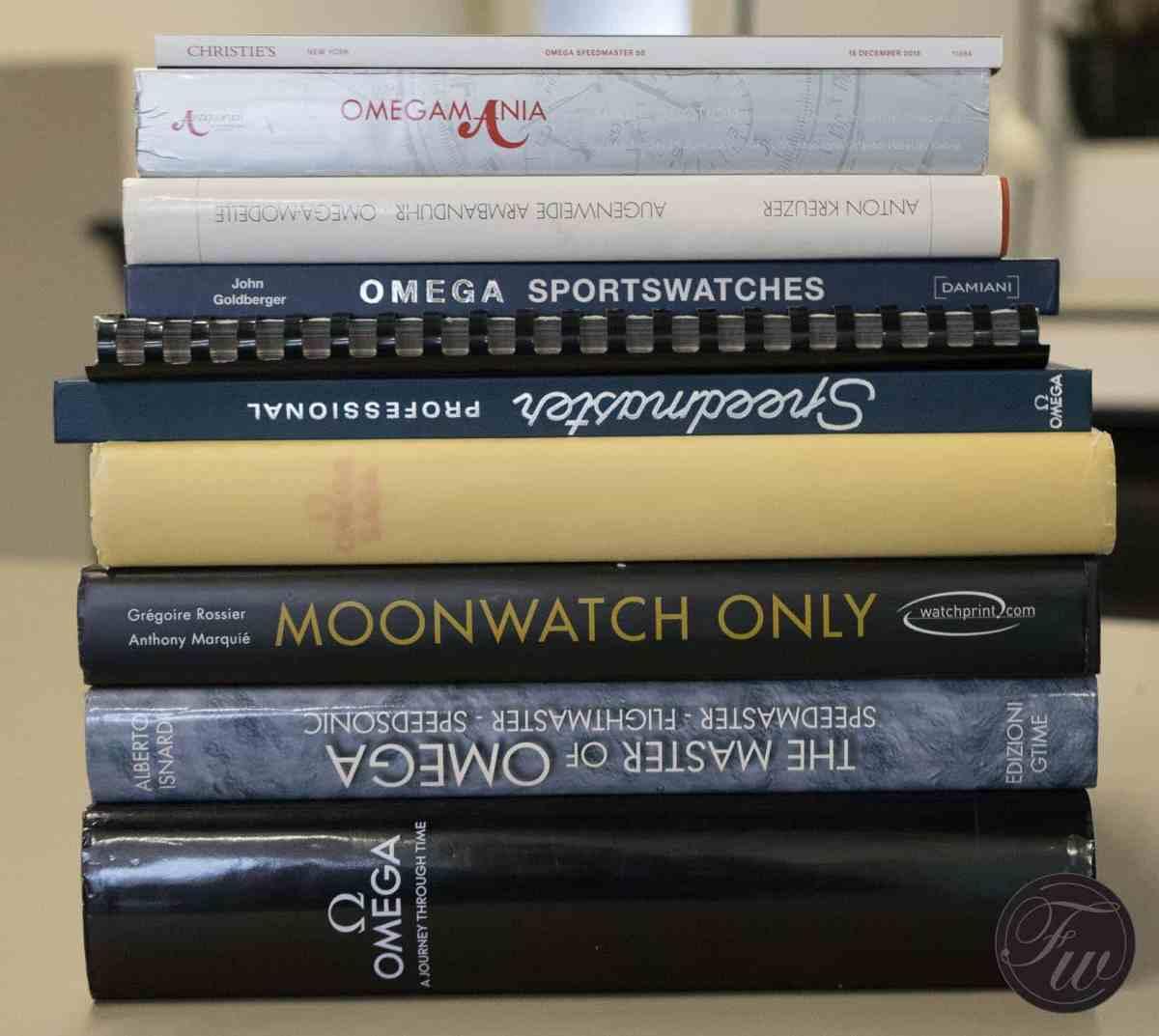 Speedmaster Books
