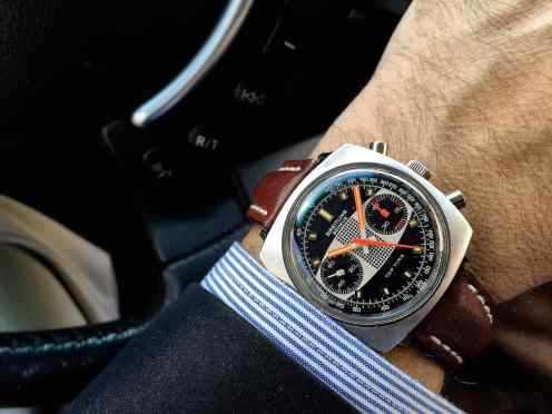 """Top Time """"Racing"""" ref.2211 from mid-1960's"""