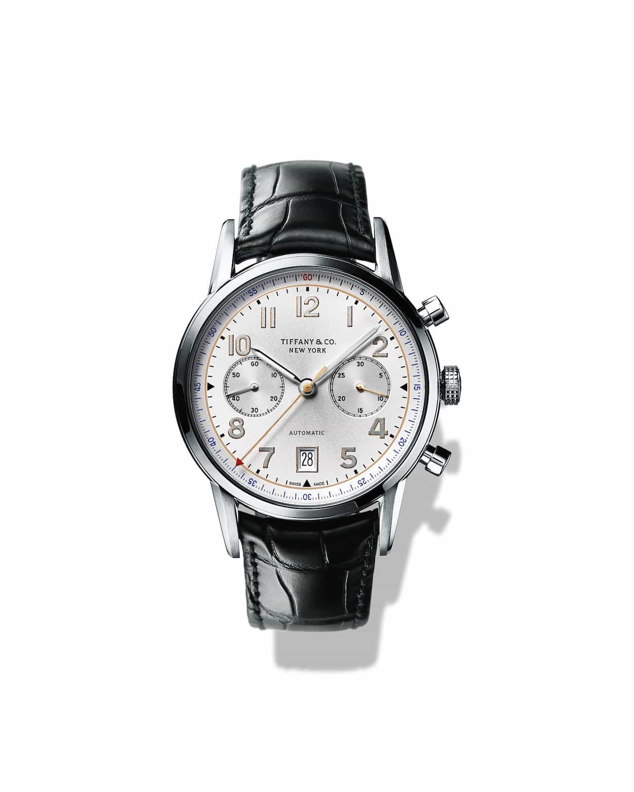 99f4c6635c Introducing the Tiffany CT60 Watch Collection