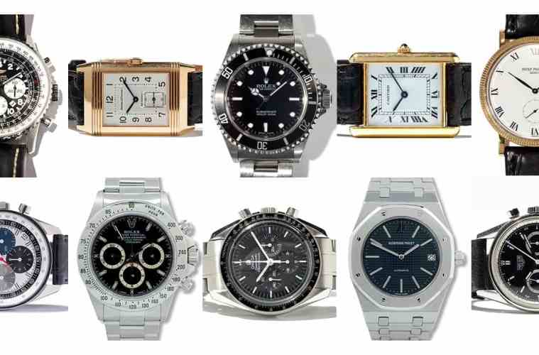 Top 10 Watch Icons