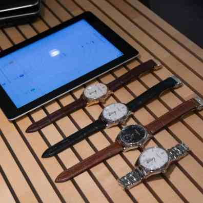The First Frederique Constant Smartwatch Now Delivered!
