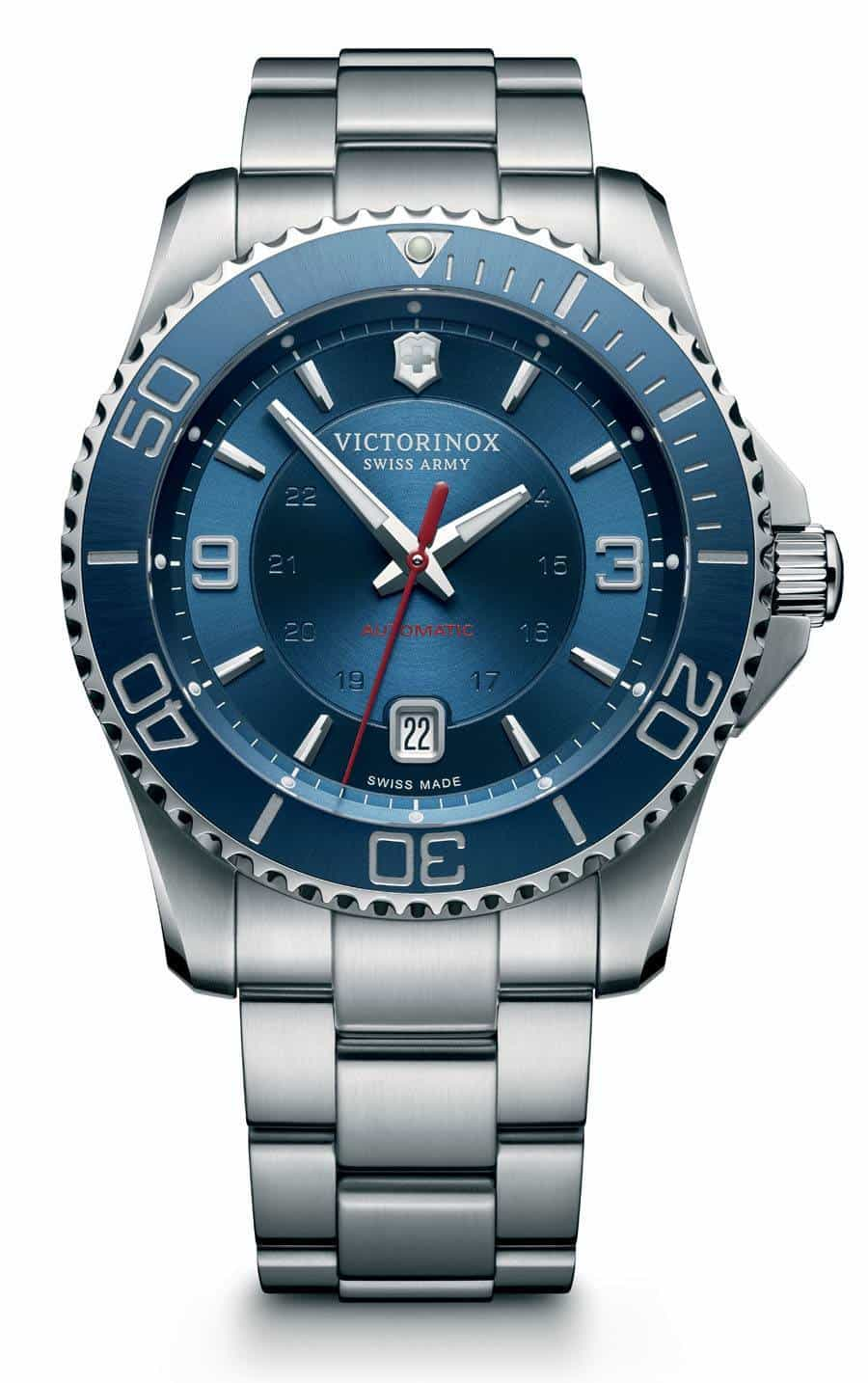 Diving watches - Victorinox Maverick Mechanical
