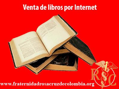 La Fraternidad Rosacruz ahora vende los libros de su librería por Internet.