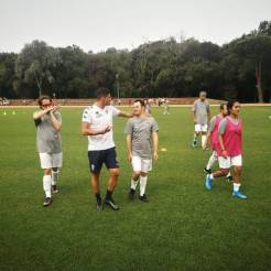 Matteo in campo