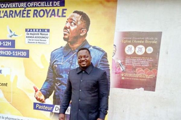 Dezy Champion: Le chanteur-pasteur est retourné auprès du père céleste