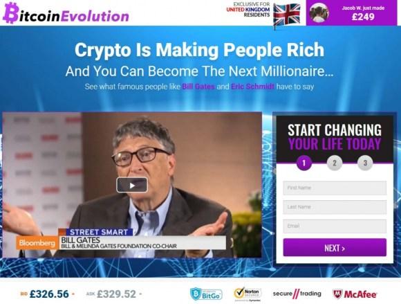 Bitcoin Evolution Review 2021 » Full Scam Check