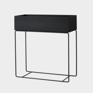 ferm Living Plant box black Livland.