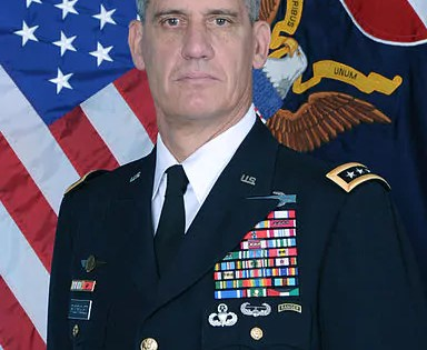 Gen. David M. Rodriguez