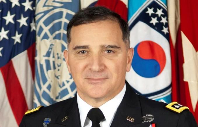 Gen. Curtis Mike Scaparrotti