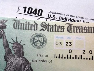 U.S. Treasury Checks and Identity Theft Ring