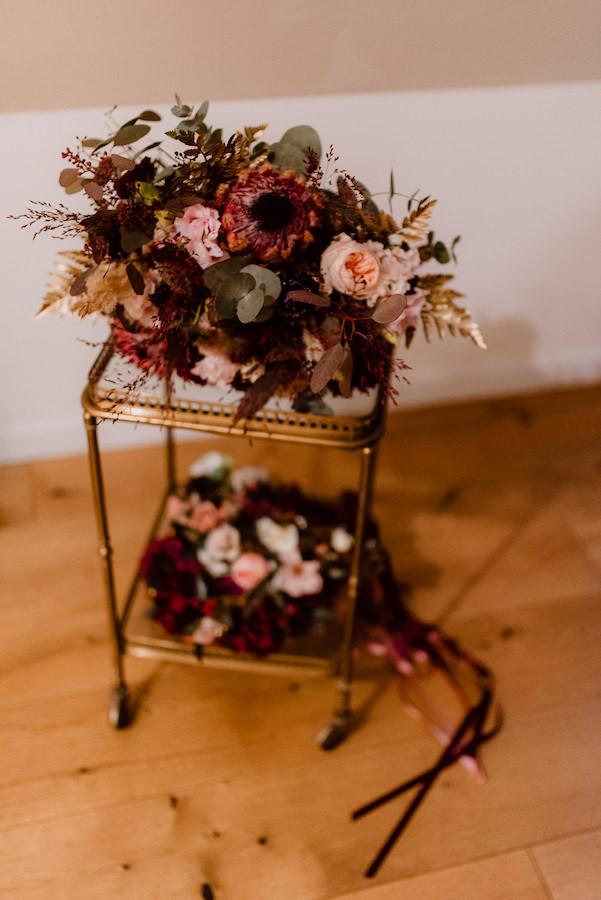 Eine winterliche Hochzeitsreportage mit Tipps zum Last