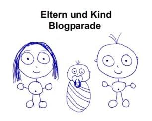 Blogparade Eltern und Kind Logo