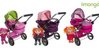 Gewinnspiel Puppenkinderwagen und Puppe