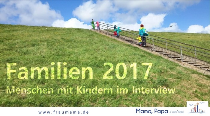 Interviews Familien 2017