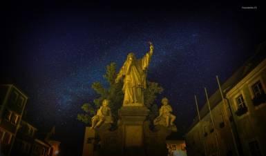 St. Nepomuk Denkmal in Waldmünchen
