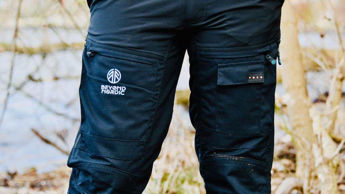 Beyond Nordic - Hose Taschen