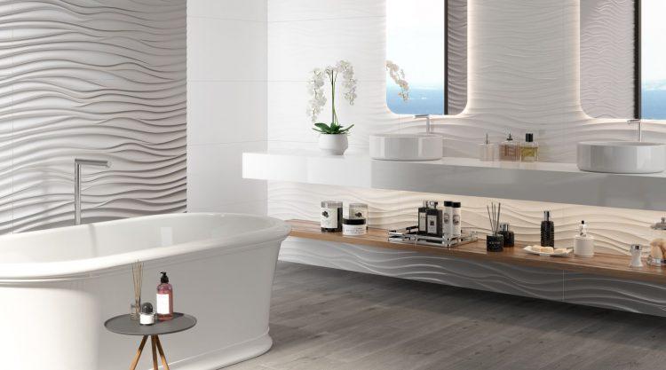 carrelage salle de bains montblanc