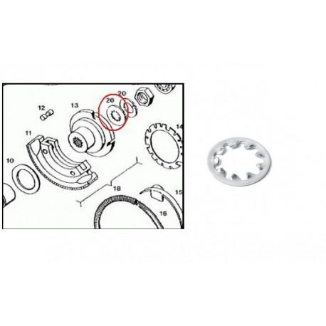 Clutch lock washer B10 Tomos A35 , A5