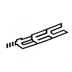 Sticker Hedgehog Rossi (7x8 Cm)