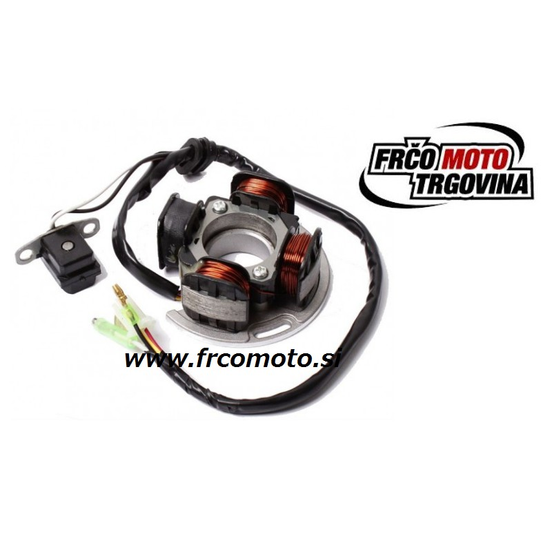 Ignition Tomos A35 with pick up