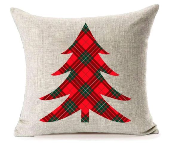 Christmas Tree Home Decorative Pillow