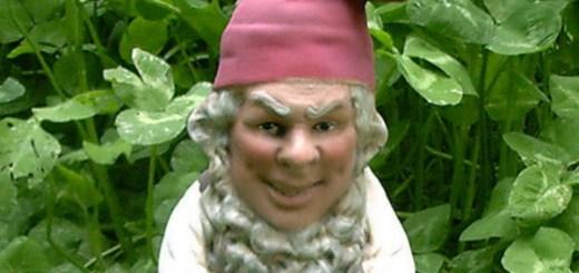 Argentina gnome caught on camera