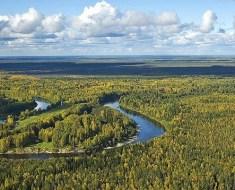 Vasyugan River