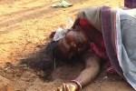 woman dead