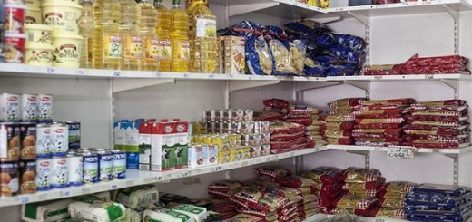 Germans stockpile supplies for world event