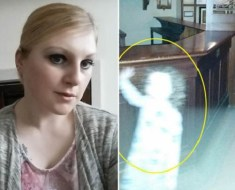 Louise Murphy ghost photo