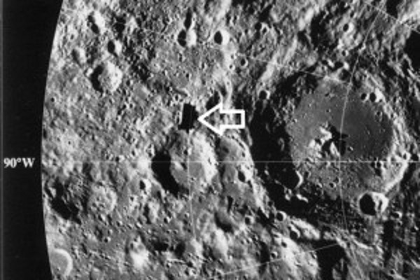 crater-on-moon